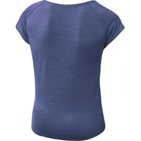 Löffler Softtouch Loose Shirt Dames, plum